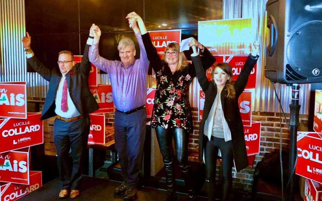 Ontario Liberals win Orléans & Vanier
